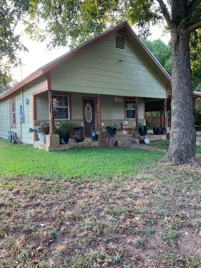 Burnet Single Family Home For Sale: 1005 S Pierce