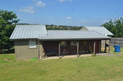 Burnet Single Family Home Pending-Taking Backups: 1209 Cr 130