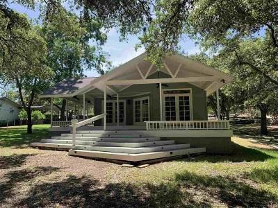 Sunrise Beach Single Family Home For Sale: 211 Sunrise