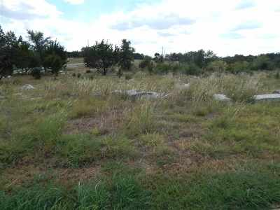Marble Falls Residential Lots & Land For Sale: Lot 22 Trophy Oak Trail