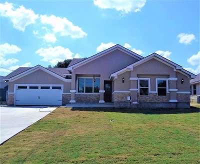 Cottonwood Shores Single Family Home Pending-Taking Backups: 407 Castle Terrace Dr