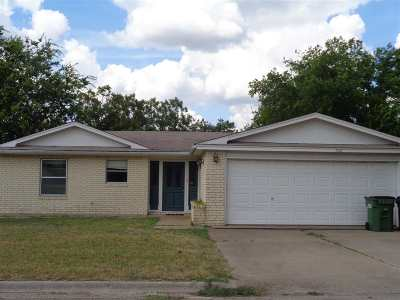 Burnet TX Single Family Home For Sale: $159,500