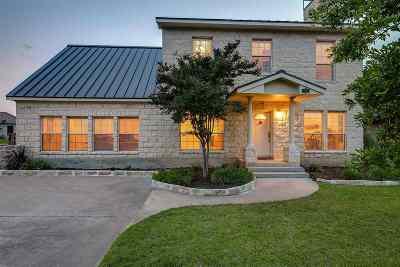 Horseshoe Bay Single Family Home For Sale: 429 Oak Rock Pt