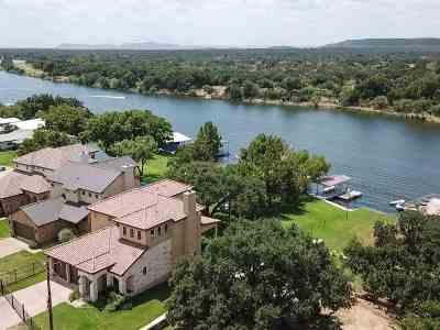 Burnet Single Family Home For Sale: 1603 Cr 118 B