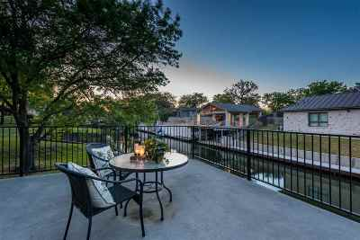 Horseshoe Bay Single Family Home For Sale: 108 Boot Hill