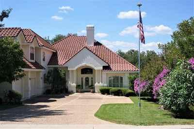 Horseshoe Bay Single Family Home For Sale: 206 Lasso