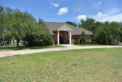 Lampasas Single Family Home For Sale: 2300 Deer Trl