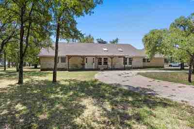 Marble Falls Single Family Home For Sale: 541 County Road 123
