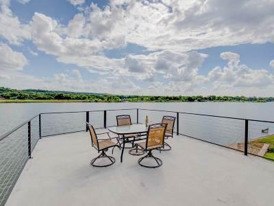 Burnet County Single Family Home For Sale: 1114 Pecan