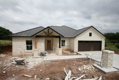 Horseshoe Bay Single Family Home For Sale: 620 Broken Hills