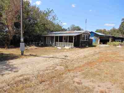 Burnet Manufactured Home For Sale: 111 Deer Spring