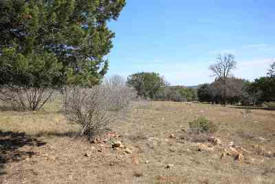 Horseshoe Bay Residential Lots & Land For Sale: W16001-A Fault Line