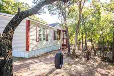 Cottonwood Shores TX Manufactured Home For Sale: $95,000