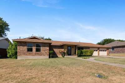 Burnet Single Family Home For Sale: 802 Harvey Ave
