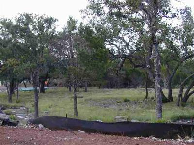 Marble Falls Residential Lots & Land For Sale: 101 Creekside