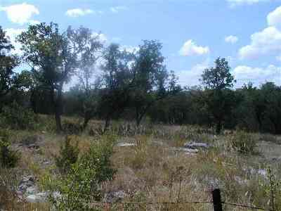 Marble Falls Residential Lots & Land For Sale: 617 E F.m. Road 2147 East