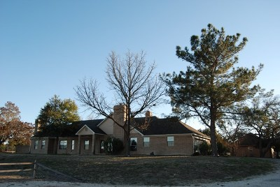 Kerrville Single Family Home For Sale: 288 Burney Lane