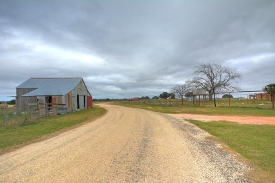 Fredericksburg Farm For Sale: 461 Cut-Off Road