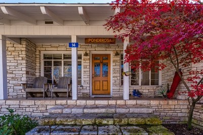 Ingram Single Family Home For Sale: 820 Hwy 39