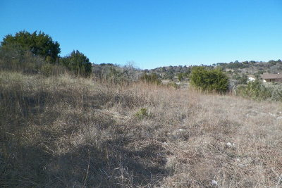 Comfort Residential Lots & Land For Sale: 175 Echo Canyon Dr.