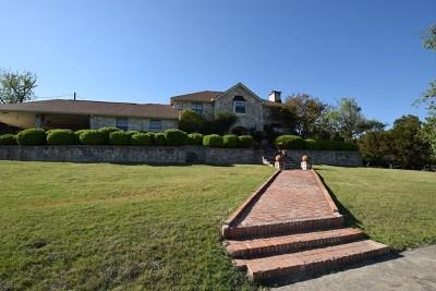 Kerrville Single Family Home For Sale: 265 Aqua Vista Dr