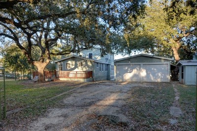Bandera Single Family Home For Sale: 298 Lakeshore Dr