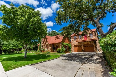 Kerrville Single Family Home For Sale: 706 Main St