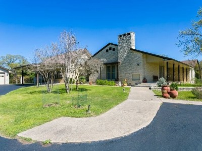 Kerrville Single Family Home For Sale: 1222 Virginia Dr