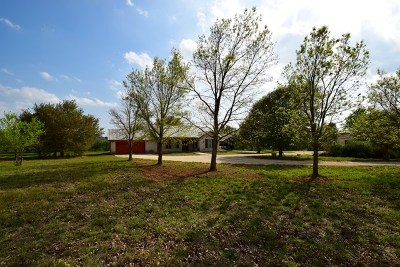 Comfort Single Family Home For Sale: 6751 Hwy 27