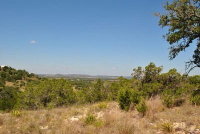 Fredericksburg Residential Lots & Land For Sale: Cool Water Ranch Rd