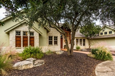 Kerrville Single Family Home For Sale: 3149 Mulligan Way