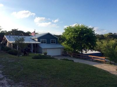 Kerrville Single Family Home For Sale: 2918 Medina Hwy