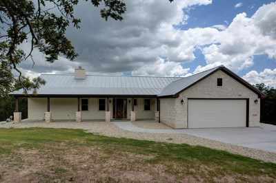 Kerrville Single Family Home For Sale: 155 Duffy Dr