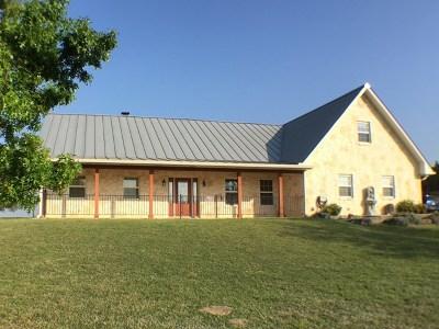 Kerrville Single Family Home For Sale: 3261 Medina Hwy