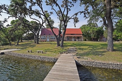 Kerrville TX Single Family Home For Sale: $842,000