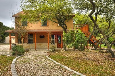Bandera Single Family Home For Sale: 138 Comanche Path