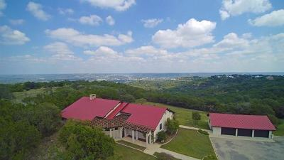 Kerrville TX Single Family Home For Sale: $515,000