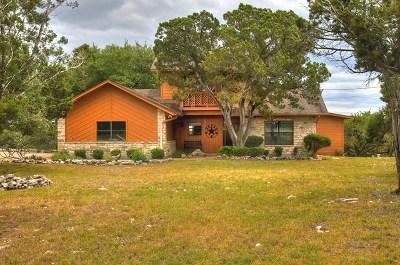 Kerrville Single Family Home For Sale: 138 Kodiak Trail