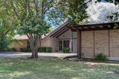 Center Point Single Family Home For Sale: 201 Verde Hills