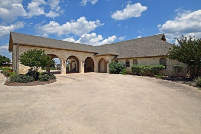Ingram Single Family Home For Sale: 110 Morning Mist Point