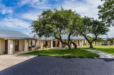 Kerrville Single Family Home For Sale: 275 Back Acre