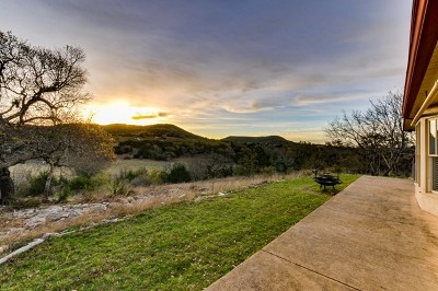 Bandera Single Family Home For Sale: 1294 Dead Poacher Trail