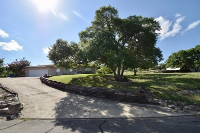 Kerrville Single Family Home For Sale: 141 Holly Hill Dr