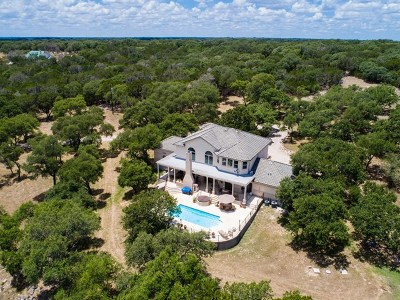 Kerrville TX Single Family Home For Sale: $1,350,000