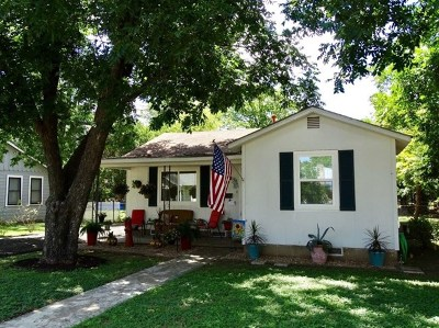 Kerrville Single Family Home For Sale: 313 Powell Ave