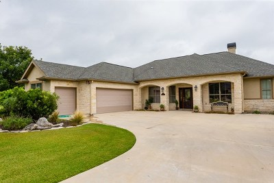 Kerrville Single Family Home For Sale: 3141 Mulligan Way