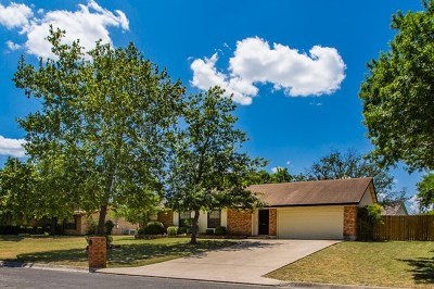 Kerrville Single Family Home For Sale: 126 Homestead Dr