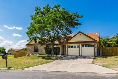 Kerrville Single Family Home For Sale: 115 Wood Ridge Drive