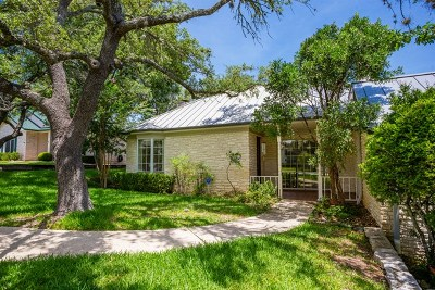 Kerrville Single Family Home For Sale: 106 St Andrews Loop