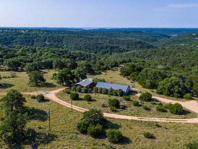 Kerrville Farm For Sale: 130 Wallace Canyon Trail S